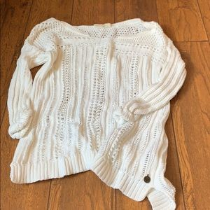 Roxy white sweater